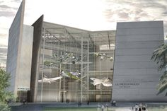 The US Freedom Pavilion: The Boeing Center, Opening in January 2013 at The National WWII Museum
