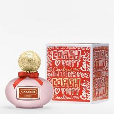 Coach Poppy Perfume Spray ($65) ❤ liked on Polyvore featuring beauty products, fragrance, perfume fragrances, coach perfume, parfum fragrance, spray perfume and coach fragrance