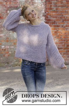 80e54ff53 Bewitched   DROPS 194-21 - Free knitting patterns by DROPS Design