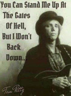 Tom Petty 🎩🎸🎶 # tom petty quotes lyrics learning to fly Tom Petty Quotes, Tom Petty Lyrics, Music Is Life, My Music, Grunge, Cat Stevens, We Will Rock You, Thing 1, Rockn Roll
