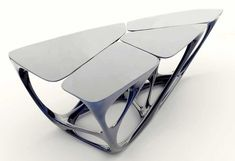Mesa Table by Zaha Hadid