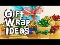 Ultimate Gift Wrapping Ideas - Christmas - YouTube