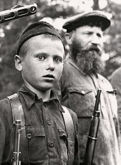 The Young Russian Partisan