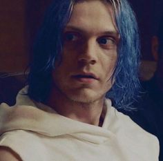 I fucking loved Kai idgaf Evan Peters, Series Movies, Tv Series, Ahs Cult, American Horror Story 3, Kai, Zachary Quinto, Coven, Beautiful Men