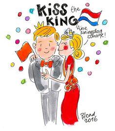Fijne Koningsdag #blondamsterdam #koningsdag