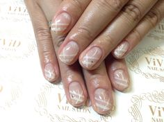 #vividnailsalonsydney#calgel#sydney#nail#nails#nailart#geldesign#art#nalisalon#gelnail#japanesenailart#ネイル#ネイルアート#ジェルネイル#カルジェル#美甲#指甲#clear#lineart#french