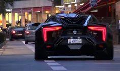 Cars - Vidéo : la Lykan HyperSport se montre et se fait entendre à Monaco ! - http://lesvoitures.fr/video-lykan-hypersport-monaco/