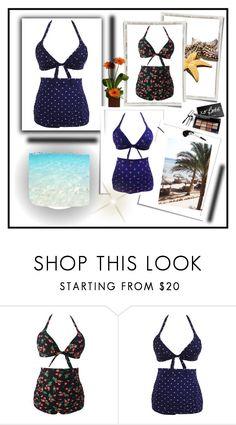 """rosegal bikini"" by lejla150 ❤ liked on Polyvore featuring Bobbi Brown Cosmetics, rosegal and rosegalbikini"
