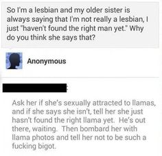 the right lama lgbt