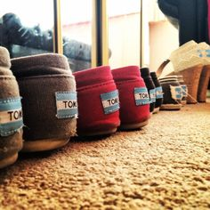Coz' life's full of difficult decisions... The first choice is TOMS... now choose your colour at: bit.ly/1nKvYZL