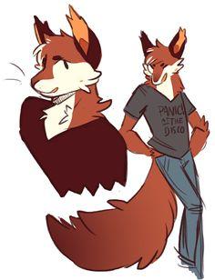 New post on sleepinghusky Character Art, Character Design, Anime Furry, Furry Drawing, Anthro Furry, Neko, Fox Art, Furry Art, Cute Art