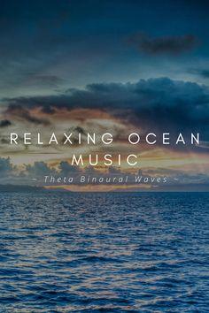 Ocean Music, Deep Sleep Music, Stress Relief Music, Music Clips, Music Heals, Meditation Music, Relaxing Music, Reduce Stress, No Worries