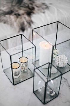 Bougies déco - idées creatives
