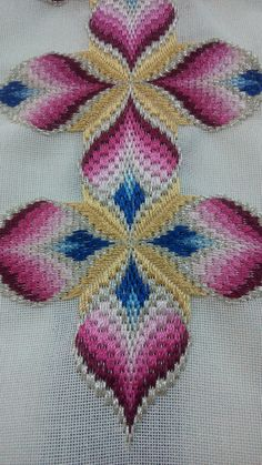 Irresistible Embroidery Patterns, Designs and Ideas. Awe Inspiring Irresistible Embroidery Patterns, Designs and Ideas. Swedish Embroidery, Hardanger Embroidery, Silk Ribbon Embroidery, Cross Stitch Embroidery, Embroidery Patterns, Hand Embroidery, Cross Stitch Patterns, Crochet Patterns, Broderie Bargello