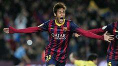 FC Barcelona 2x1 Villarreal - 14/12/2013