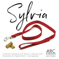 A love triangle between a man, a woman, and a dog.  Feb 3 -18.  Tickets at ArcStages.org  Tickets at ArcStages.org