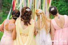 Love these hair wedding hair clips