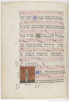 Titre : Guillaume de Machaut, Poésies: Jugement du roi de Bohème, dit Jugement du roi de Behaigne (1-22v), Remède de Fortune (23-58v), Dit de l'Alérion (59-92v), Dit du Verger (93-102v), Dit du Lion (103-120v), Louange des Dames (120v-148v), Lais, motets, ballades, rondeaux et virelais (148v-225). Date d'édition : XIVe s. (ca. 1350-1355)