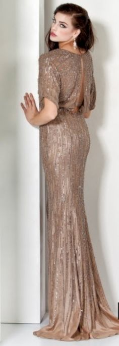 Awesome 42 Old-Fashioned but Glamour Evening Gown