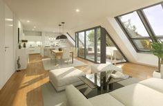 Bildergebnis für luxus penthouse grundriss
