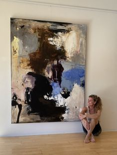Abstract Painting Techniques, Abstract Canvas Art, Diy Canvas Art, Graffiti Painting, Painting Collage, Paintings, Painting Inspiration, Art Inspo, Relaxing Art