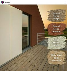 La Pile, Natural Stones, Garage Doors, Beige, Outdoor Decor, Nature, Home Decor, Home, Interior Design