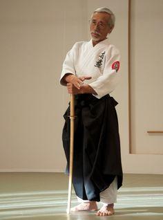 Saotome Sensei, founder and master of the Aikido Schools of Ueshiba, last uchideshi of OSensei…