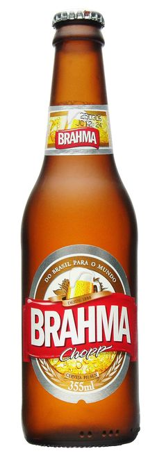! I´ve already drank this beer ! From BraSil ! [Brahma Chopp - Standard American Lager - 5%abv]