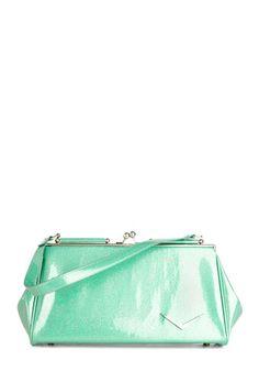 Mint Bag. LOVE this color.