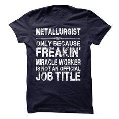 Metallurgist T-Shirts, Hoodies. SHOPPING NOW ==►…