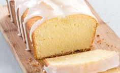 You'll Never Guess What Ingredient Saved Our Gluten-Free Lemon Pound Cake.