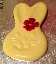 Easter Bunny Jello Mold