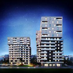 Mieszkania na Osiedlu Stańczyka w Bronowicach w cenach już od 5600 zł/m2