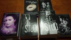 Some of my new paperbacks.