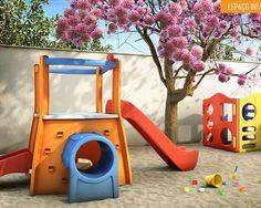 Espaço Infantil CAMPO GRANDE