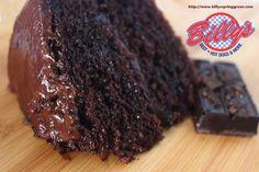 Sophia's Homemade Chocolate Cake: Baked Fresh Daily.