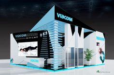 """Дизайн-проект для компании """"Viacom"""""""