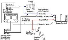 Trailer Brake Controller Wiring >> Trailer Wiring On Electric Trailer Brake Controller Wiring Cars