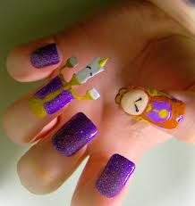 These are cool nails