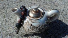 Dragon's Fire Teapot by SusanBetke on Etsy, $25.00