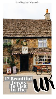 Beautiful Towns To Visit In The UK (1)