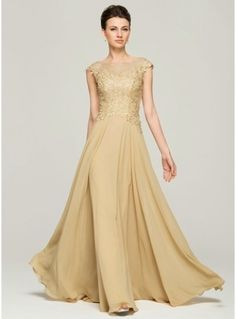 Mother Of The Bride Chiffon Gowns
