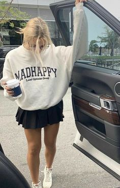 Adrette Outfits, Indie Outfits, Teen Fashion Outfits, Retro Outfits, Cute Casual Outfits, Look Fashion, Fall Outfits, Vintage Outfits, School Skirt Outfits