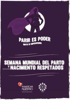 AMAMADOULA: Semana Mundial del Parto y Nacimiento Respetado