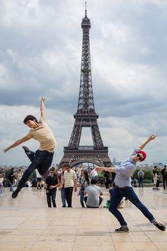 SF Ballet on tour in Paris. Photo Credit: Alexander Reneff-Olson. #sfbtakesparis
