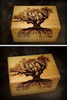 Cherished Roots Keepsake Box
