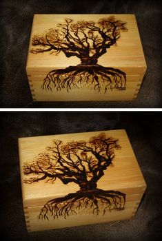 Cherished Roots Keepsake Box