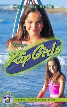 Rip Girls dvd Disney movie