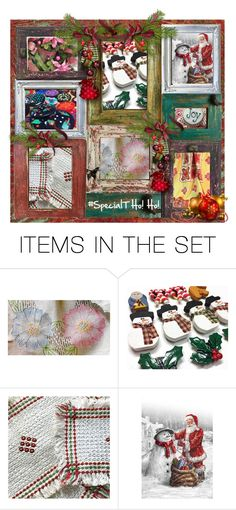 Over the River and Through the Woods w/ SupplySideEconomics by rescuedofferings on Polyvore featuring sanat