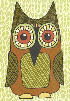 beccalovesart: Search results for owl